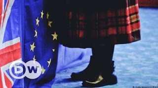 Scotland: Fears of losing EU workforce | DW Documentary