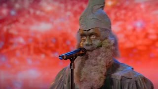Belgium's Got Talent: The Gnome Statue