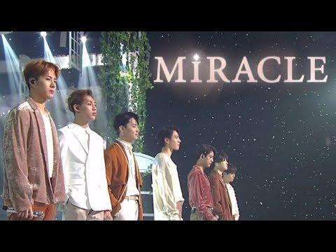 GOT7(갓세븐) - Miracle @인기가요 Inkigayo 20181209