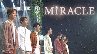 GOT7 (Tujuh Baru) - Miracle @ Popular Inkigayo 20181209