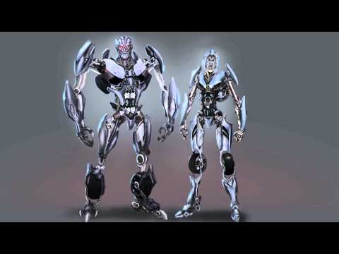 Photoshop Tutorial Now Available: Designing Transforming Robot Concepts in Photoshop