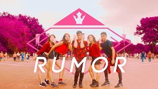 [KPOP IN PUBLIC NYC] PRODUCE 48 - RUMOR Dance Cover by CLEAR