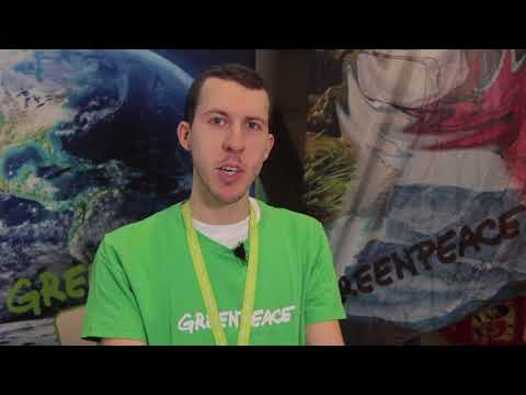 Arbeiten bei Greenpeace - Direct Dialog Campaigner - Laura & Stefan