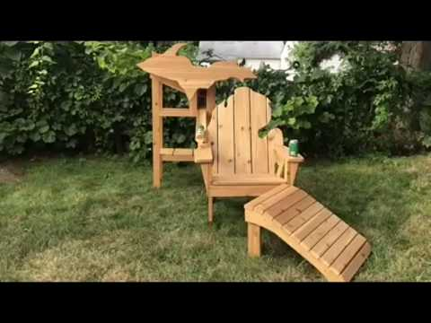 The Michigan Beer Chair