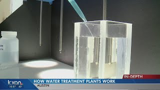 What went wrong at Austin's water treatment plants