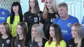 """Фотосессия гандбольной команды """"Ставрополье"""""""