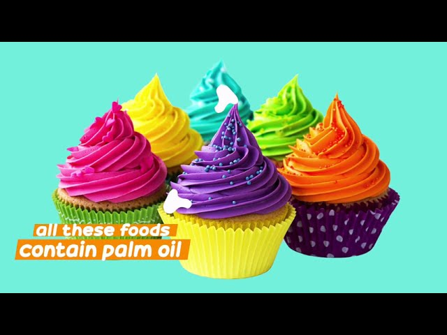 Malaysian Palm Oil makes your food yummy!