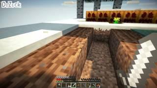 Яна и DiZick в Minecraft-е 14 часть