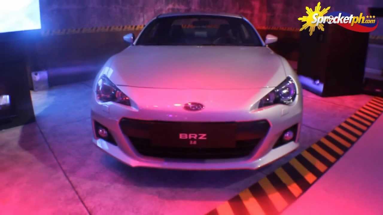 Subaru BRZ Manila, Philippines