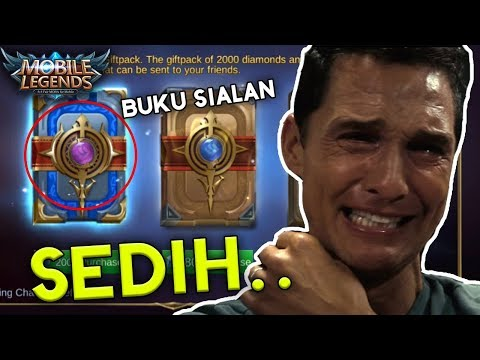 BUKA BUKU 2000 DIAMOND YANG MERENGUT DOMPETKU !! - Mobile Legends Indonesia #7