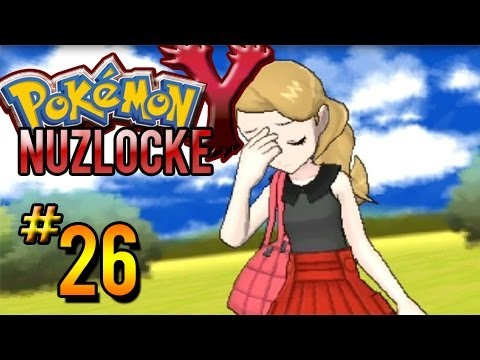 Pokemon Y Nuzlocke Playthrough Part 26: Beating Serena ...