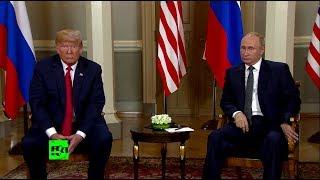 Вашингтон объявил о переносе встречи Трампа с Путиным из-за «охоты на ведьм»