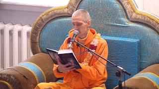2019.11.03 Е.М. Сарвагья прабху - ШБ 10.13.60 - воскресная лекция