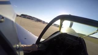 Sierra Sue II Flight Landing