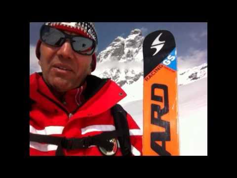 Blizzard Ski Test