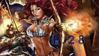 Diablo 2: (Прохождение Амазонка) ч.28