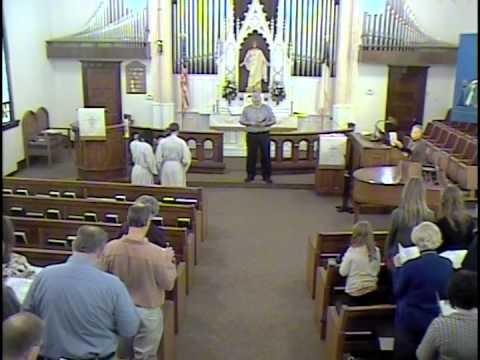 Trinity Evangelical Lutheran Church Service Axtell, NE