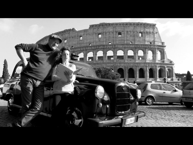 Rome by Taxi | StandBy TV | Ch 696 Roma