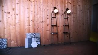 Karman – Alfred design lamp