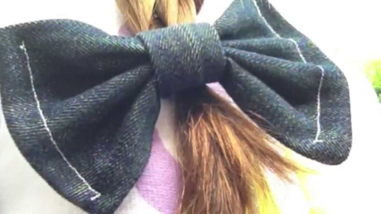 d i y comment faire un noeud en tissu how to make a knot in tissue youtube. Black Bedroom Furniture Sets. Home Design Ideas