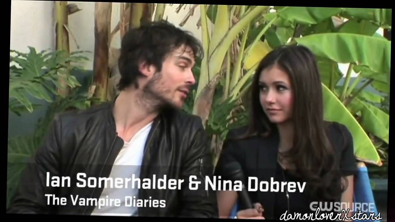 Ian Somerhalder & Nina Dobrev || Marry Me