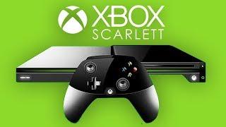 Next-Gen XBOX Console - Specs, Details & Features! (Xbox Scarlett)