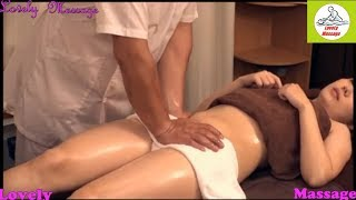 Japan Oil Massage and  Deep Tissue Massage #1 | Full Body Massage | Massage Tips And Info