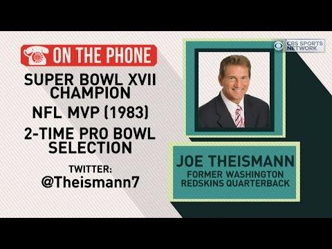 Gottlieb: Joe Theismann talks Redskins