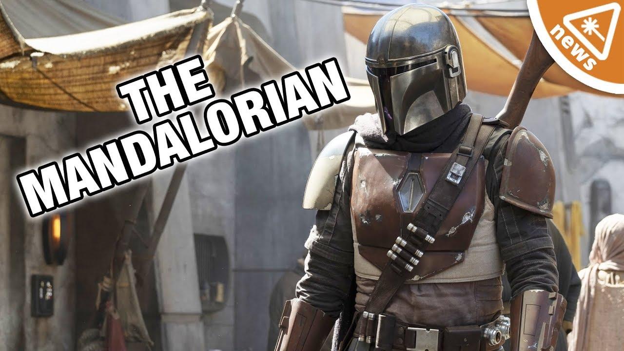 The Mandalorian Set Photos Reveal Surprising Star Wars