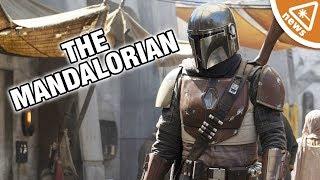 The Mandalorian Set Photos Reveal Surprising Star Wars Enemy! (Nerdist News w/ Amy Vorpahl)