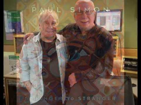 Paul Simon radio  with Ken Bruce  April 2016