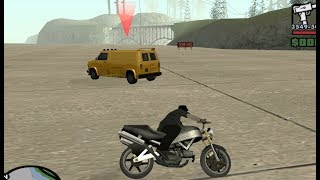 GTA San Andreas - Mike Toreno - Syndicate Mission #4