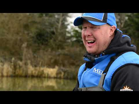 Maggot Fishing On Commercials - Andy May - Heronbrook Fishery