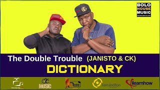 The Double Trouble   Dictionary (new Hit 2019)