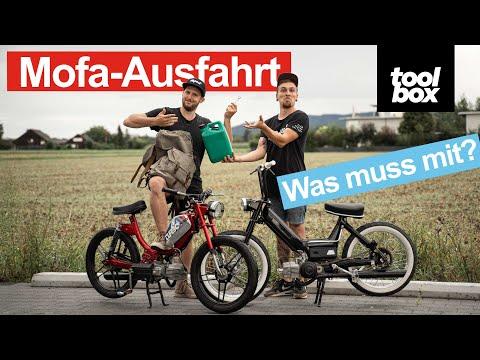 SO WIRD DEINE MOFA-AUSFAHRT PERFEKT! | TOOLBOX