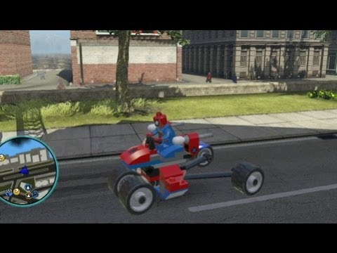 Spiderman Driving Cars Youtube