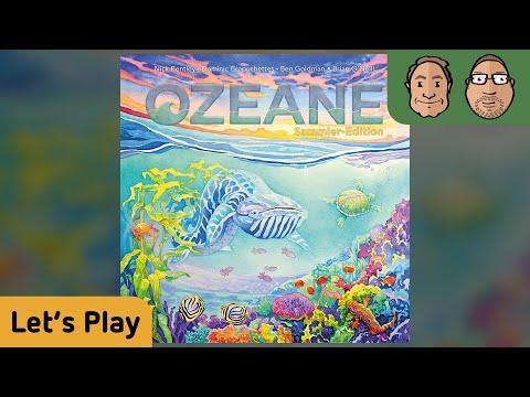 Ozeane - Brettspiele