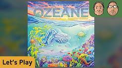 Ozeane - Brettspiele - Let´s Play mit Alex & Peat