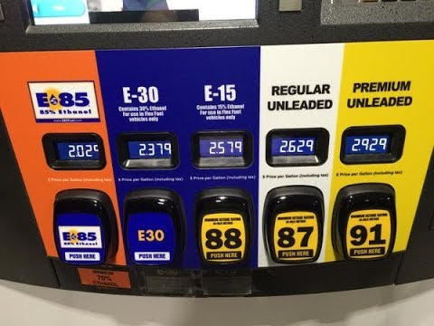 The Real Truth behind E85 Ethanol A MUST WATCH FOR EVERYONE !!!