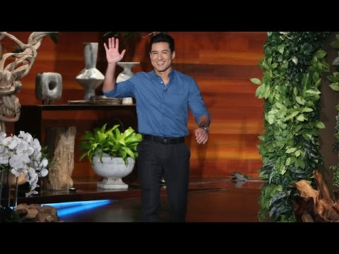 Mario Lopez's Close Encounter with Mother Nature