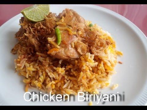 chicken Biriyani (Kenyan Style)