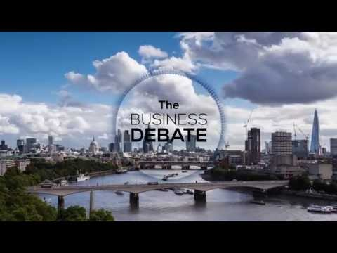 The Business Debate - GlaxoSmithKline on Vaccines