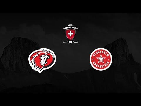 Lausanne HC – Stockholm Northstars