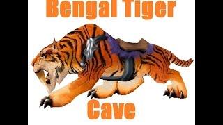 Bengal Tiger Cave inside Zul'Gurub