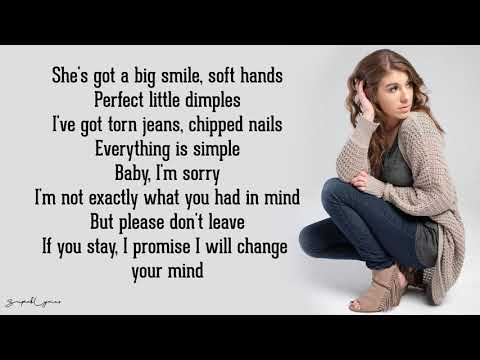 I'm Not Her - Julia Brennan (Lyrics)
