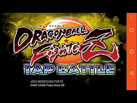 DOWNLOAD NEW Dragon Ball Fighter Z Tap Battle Mod With 74 Characters
