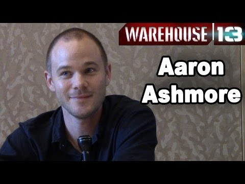 Warehouse 13  Aaron Ashmore
