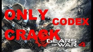 GEAR OF WAR 4 DOWNLOAD ONLY CRACK CPY + CODEX
