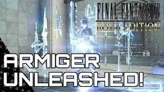 FINAL FANTASY 15 ROYAL! Armiger Unleashed Guide! Where to find the Accessory