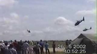 Aeromiting RV i PVO VRS 2002. Mahovljani. Gazele